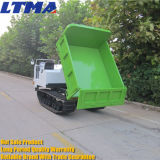 이동하는 기계 크롤러 Ls40 소형 쓰레기꾼 트럭 가격을 흙을 덮기