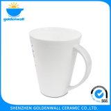 De grote Mok van de Koffie van het Handvat Draagbare Ceramische