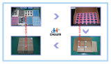 Capteur actuel à effet Hall utilisé pour le cadre solaire de combinateur