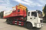 Dongfeng Hochleistungsarm 6X4 speichern LKW-Haken-Vertrags-Abfall-Gerät aus
