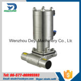Valvole a diaframma pneumatiche dell'azionatore dell'acciaio inossidabile Ss316L della Cina