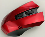 2.4GHz ratón inalámbrico ergonómico Joo6 para el ordenador portátil / de escritorio