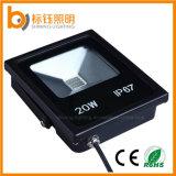 Im Freien der Lampen-IP67 der Beleuchtung-AC85-265V mit hohem Ausschuss 20watt LED Flutlicht Flut-des Licht-20W LED