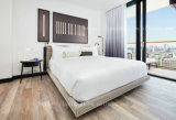 현대 침실 가구 또는 사치품 침실 가구 또는 표준 호텔 침실 세트 한벌 또는 특대 환대 객실 가구 (LX-TFA200)