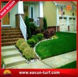 Водоустойчивая трава сада PE для отдыха