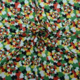 Impressão em tela têxtil com impressão digital Woyen Fabric (TLD-0075)