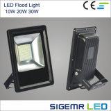 IP65 DC12V 24V DC 10W 20W 30W 50W LEDのフラッドライト