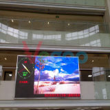 Экран дисплея полного цвета крытый СИД высокого качества 4mm Vg