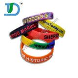L'abitudine fa il Wristband del silicone in Cina