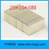 Piccolo neodimio sottile del magnete del blocchetto del magnete di buona qualità da vendere