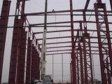 De geprefabriceerde Structuur van het Staal voor Industriezone