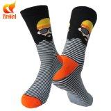 Karikatur-Form-weiche Socken mit Zoll