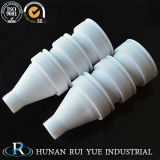 Parti di ceramica di Zirconia dell'allumina di Resisitance di corrosione di usura di calore