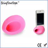 para o silicone Amplifer do uso do iPhone como o mini altofalante (XH-PS-017)
