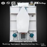 Vollautomatische industrielle Wäscherei-trocknende Maschine der Gas-Heizungs-15kg (Edelstahl)