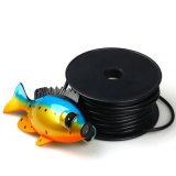 """Grande câmera subaquática desobstruída da inspeção dos peixes cor TFT da tela 7 da """""""
