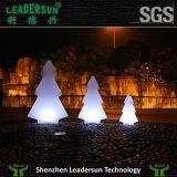 장식적인 나무를 점화하는 2016년 크리스마스 LED 가벼운 나무