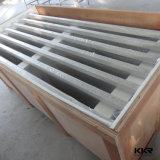Kkr Acryl Solid Surface Küche Counter Top, Küche Arbeitsplatte