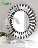 أسلوب جديد مستديرة [سونبروست] جدار مرآة لأنّ بينيّة/فندق زخرفة