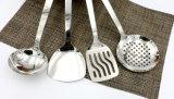дешевый комплект инструмента кухни 6-Piece с ручкой нержавеющей стали Kitchenware