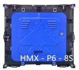 Alta definizione esterna P6 SMD LED che fa pubblicità alla scheda