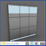 3mm, 4mm, 5mm, miroir en aluminium décoratif de 6mm pour d'intérieur