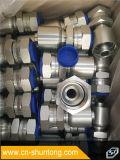 Tuyau hydraulique ajustant l'ajustage de précision intégral de norme de /One-Piece Eaton