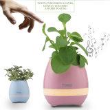 Flowerpot sec de musique de lampe d'usine de musique de contact