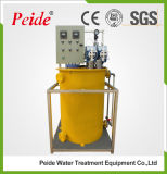 Chlorine Dosing System in Toilets Treatment Seedling