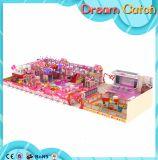 Mehr Leute-Liebes-Dschungel-Thema-Kind-weiches Spiel-Innenspiel-Haus-Kleinkind-Spielplatz