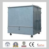 Compresor de aire del tipo móvil industrial del tornillo con el secador de aire