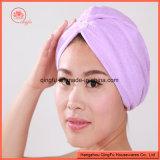 Heißes verkaufenMicrofiber Haar-Trockner Tuch-Stirnband