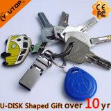 Heißer Schlüsselring-Haken OTG mobiler Doppel-USB Pendrive (YT-3291L1)
