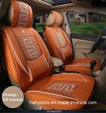 Refrigerar o coxim de assento feito massagens do carro dos grânulos da madeira, tampa de assento do carro