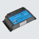 12V 24V 10A/20A/30A自動手動PWMの太陽料金のコントローラ