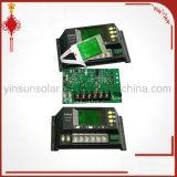 12Vまたは24V 10A PWM LCDの太陽料金のコントローラ