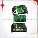 12V oder 24V 10A PWM LCD Solarladung-Controller