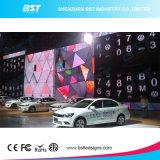 tela de indicador ao ar livre do diodo emissor de luz do arrendamento P6.25 de 500*500mm para o estágio, concertos, eventos da expo