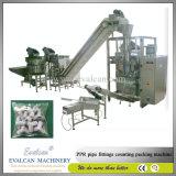 Encaixes de tubulação plásticos de PPR, máquina de empacotamento do volume dos encaixes de tubulação do ferro