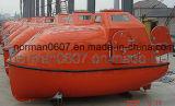canoa de salvação totalmente incluida marinha de 5.25m SOLAS FRP para o salvamento