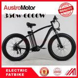 Bike тучной автошины электрический с мотором 1000W