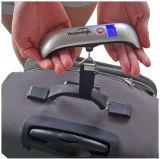 Escala portátil da bagagem de Digitas com gancho 50kg