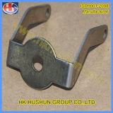 Части CNC поворачивая для нержавеющей стали, медного алюминия, пластмассы (HS-TP-005)