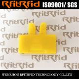 Etiqueta lavable reutilizable del lavadero del plástico RFID del rectángulo de la frecuencia ultraelevada