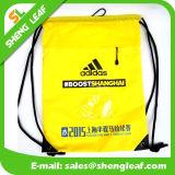 卸し売り昇進の習慣によって印刷されるポリエステルナイロンドローストリング袋