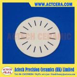 Perforazione di precisione e substrato lavorante della ceramica dell'allumina