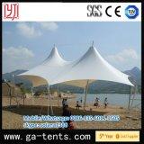 Facile d'installer la tente de plage d'épreuve de vent à vendre
