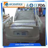 Fünf 5 Bett elektrisches Mdeical Krankenhaus-Bett der Funktions-ICU für Patienten