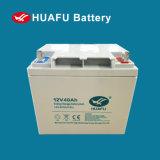 batteria al piombo di uso solare di 12V 40ah