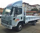 貨物が付いているFAW Sinotruk HOWOの軽トラックか貨物軽トラック